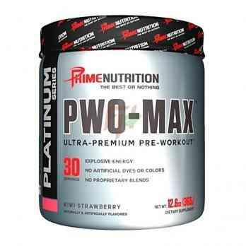 PWO Max [Platinum Series]