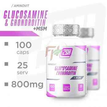 2SN Glucosamine Chondroitin MSM описание