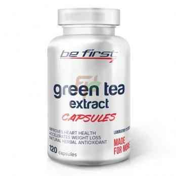 Green Tea Extract (500 mg × 120 caps)