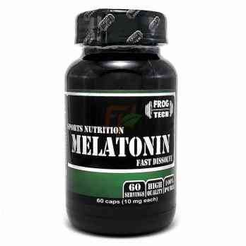 Melatonin (10 mg × 60 caps)