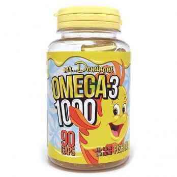 Mr. Dominant - Omega-3 (90 капсул)