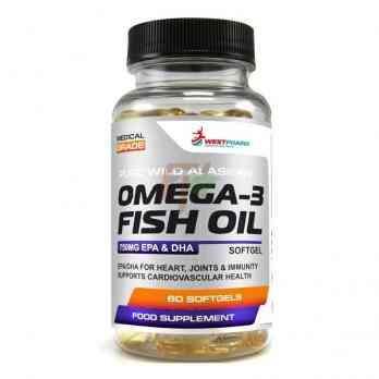 Westpharm Omega-3 Fish Oil 750 mg EPA/DHA