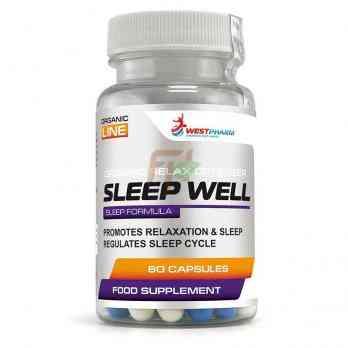 Westpharm Sleep Well 60 caps