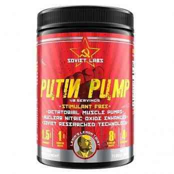 Soviet Labs Putin Pump 320 гр (40 порций)