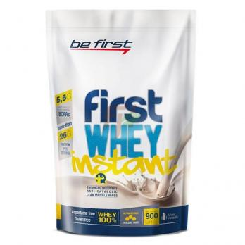 Be First Whey Instant900 гр (30 порций)