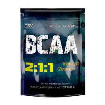 BCAA 2:1:1 (100 g / 20 serv)