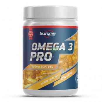 GeneticLab Nutriotion Omega-3 Pro 300 капсул