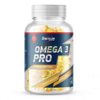 GeneticLab Omega 3 (90 softgels)