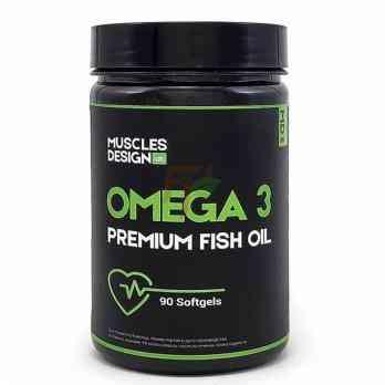 Omega 3 [Premium Fish Oil]