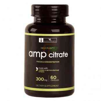 AMP Citrate (300 mg × 60 caps)