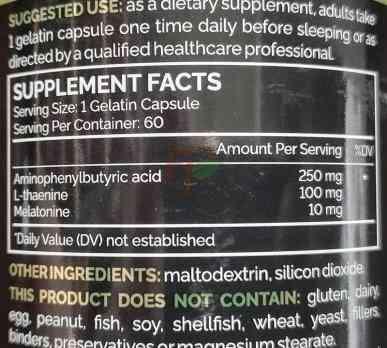 VL Supplements Antidot (состав)