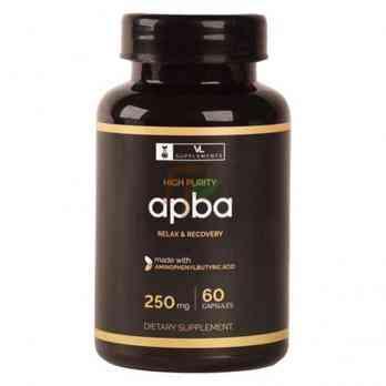 APBA Phenibut 250 мг 60 капс купить в Москве