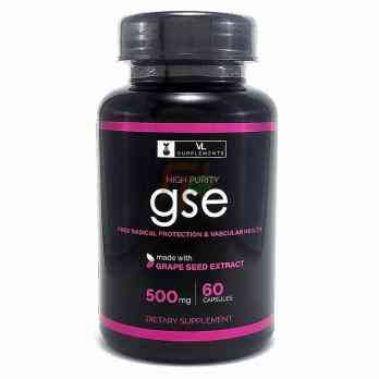 GSE [Grape Seed Extract]