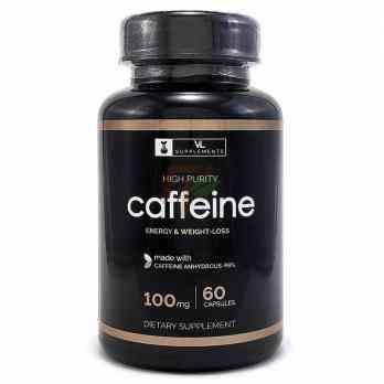 Caffeine (100 mg × 60 caps)